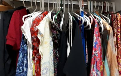 The magic of clearing out your wardrobe – how to know what to throw