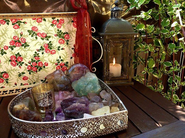 How to create your own intention ritual