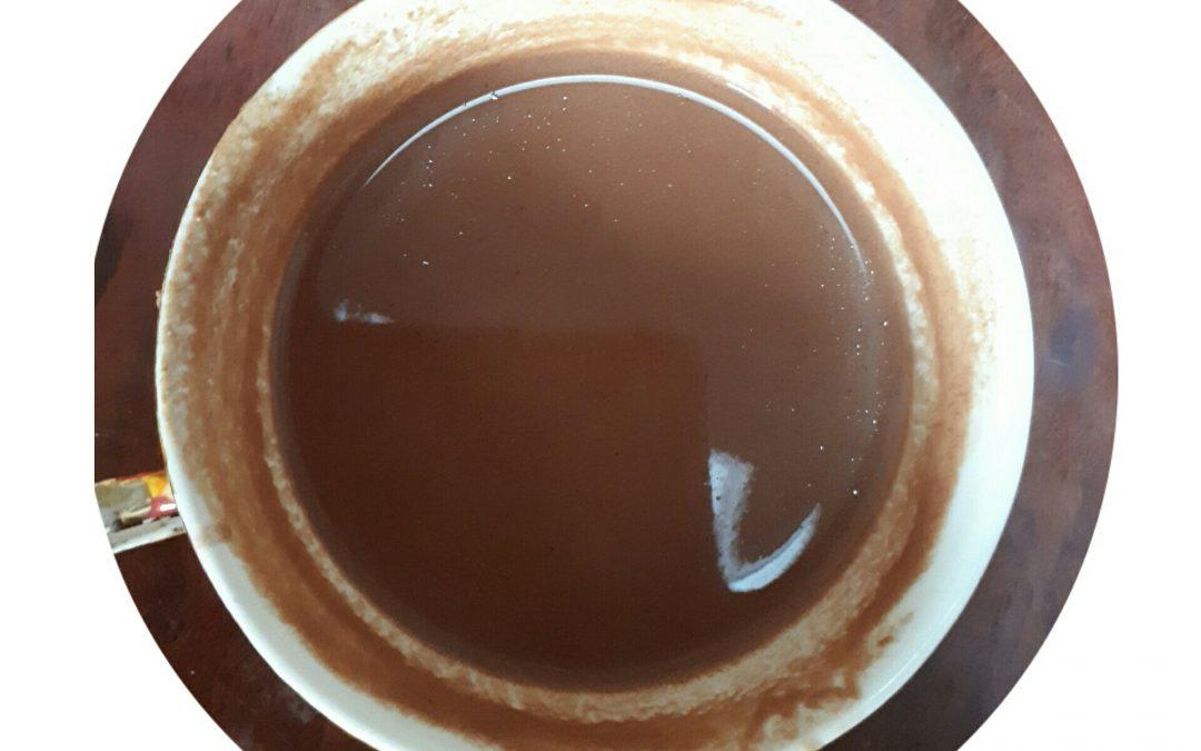 Magical hot chocolate